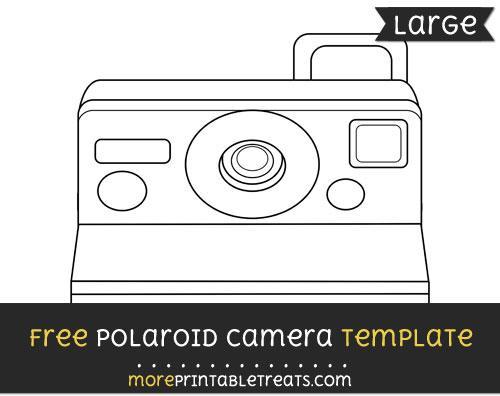 Printable Paper Polaroid Camera Template \u2013 Best Cars 2018