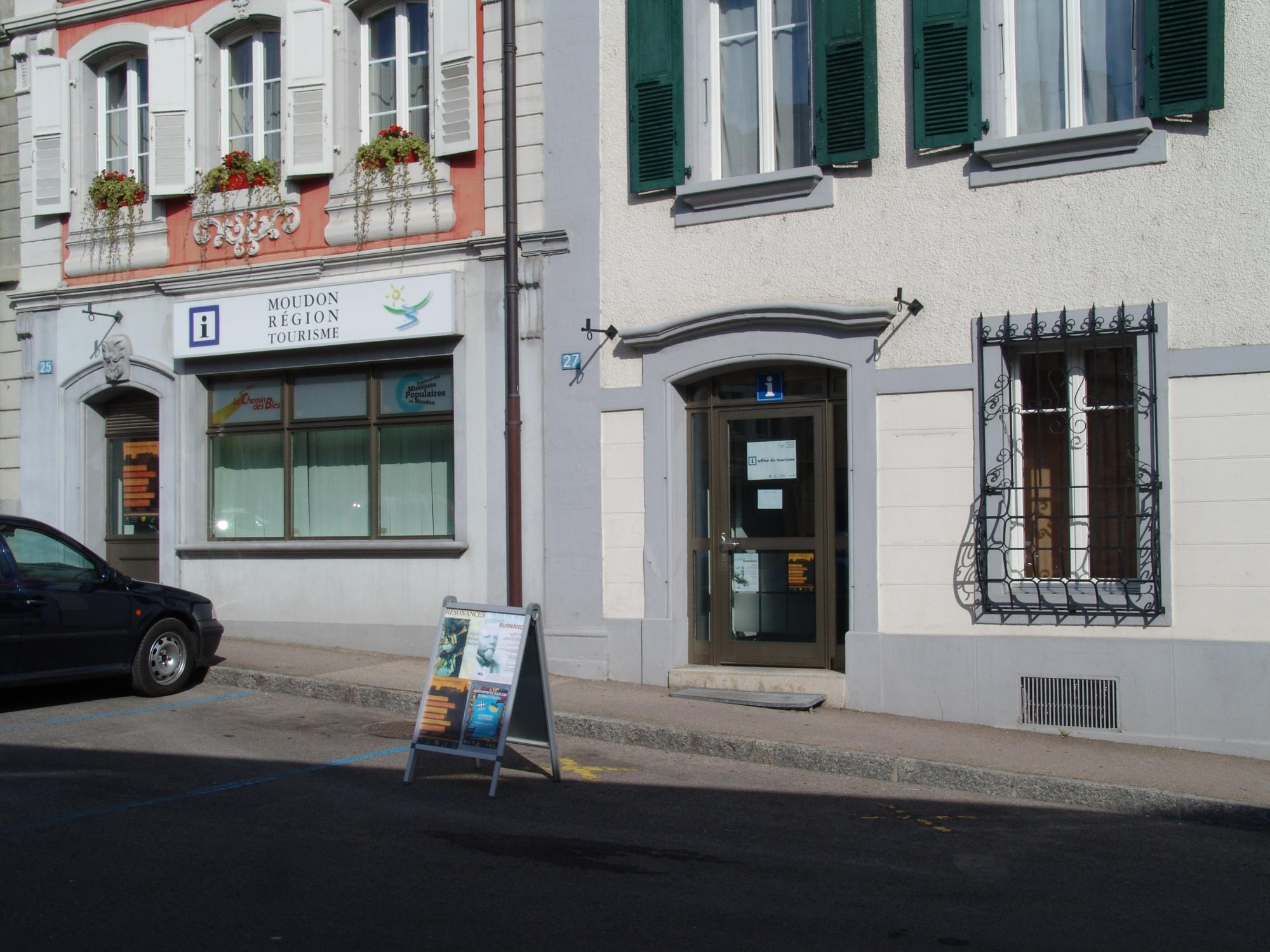 Office Du Tourisme Lausanne Tourist Office Moudon Region