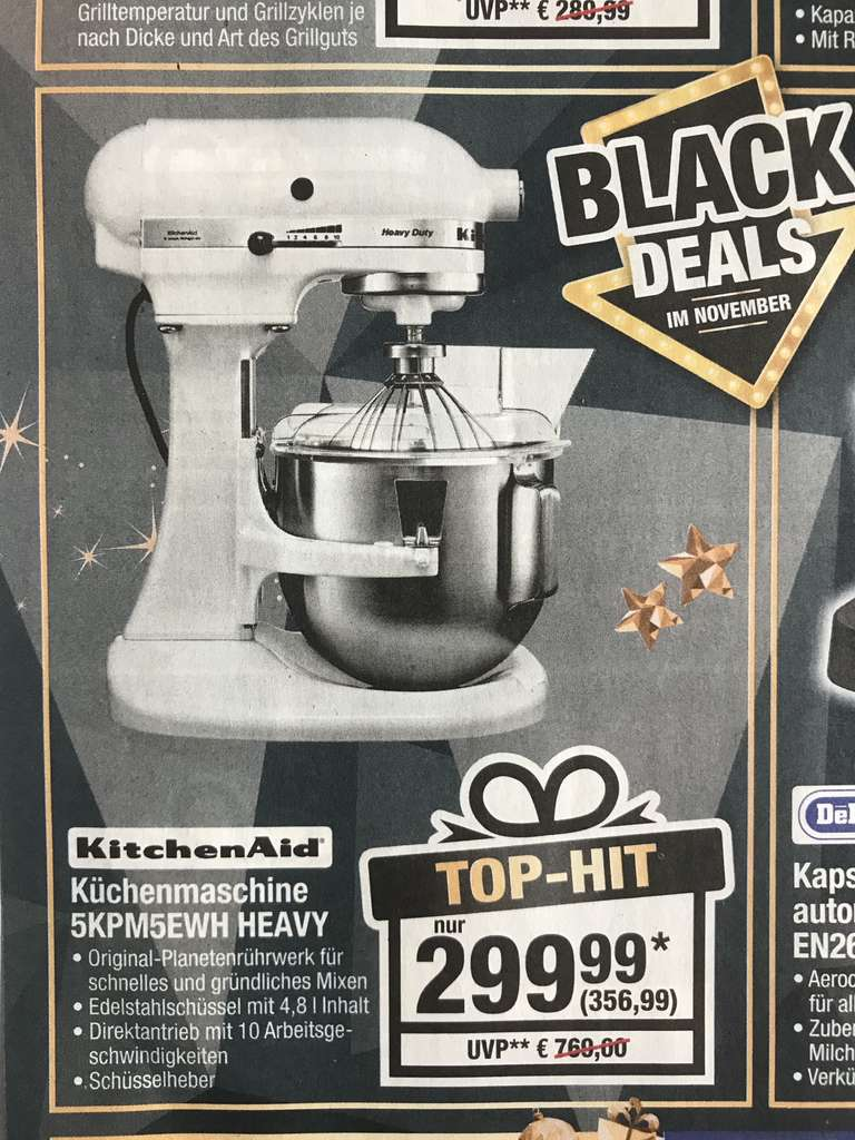 Kitchenaid Küchenmaschine Idealo Kitchenaid 5kpm5ewh Heavy Duty Metro Mydealz De