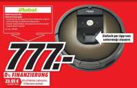 [MEDIA MARKT Idar-Oberstein] iRobot Roomba 980 ...