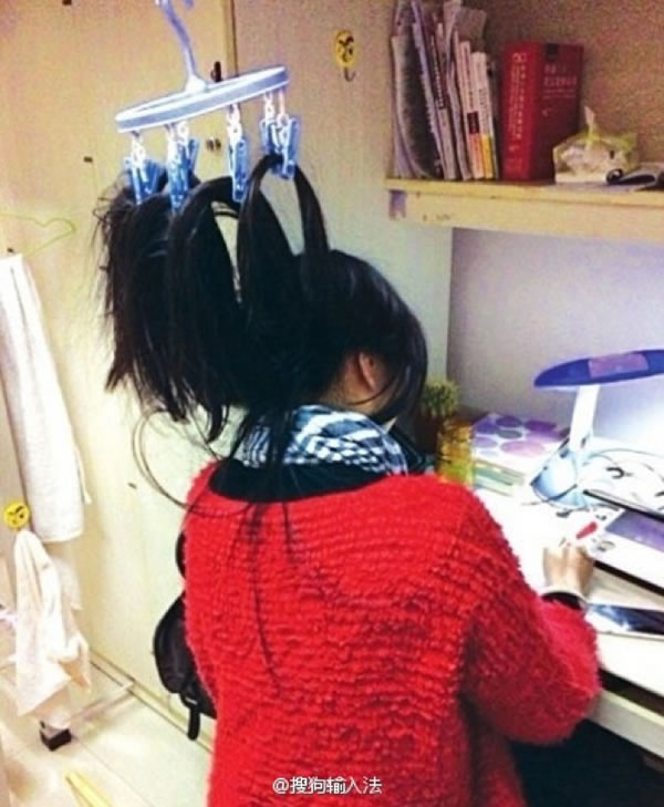 When Coffee Doesn\u0027t Work Anymore, Check Out This Extreme Hair