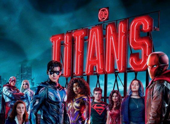 South Girl Wallpaper Titans Season 1 Episodes List Next Episode