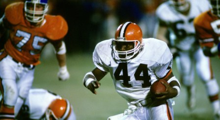 Earnest Byner's
