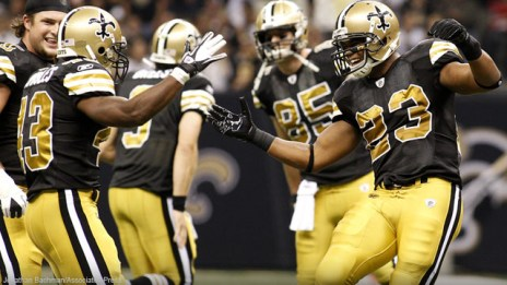 Darren Sproles and Pierre Thomas