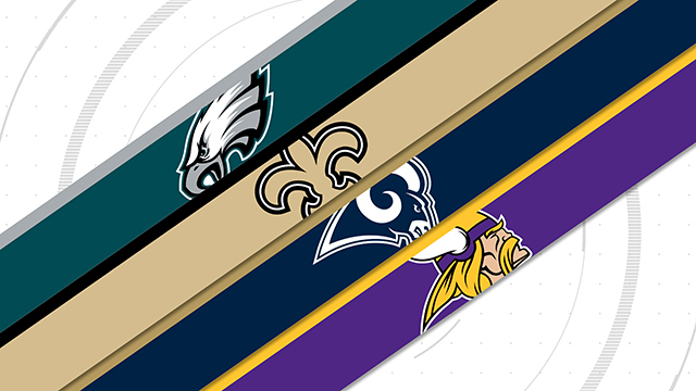 NFC Roster Reset Crowded at top of conference hierarchy - NFL