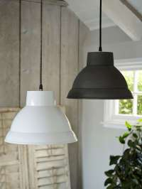 Metal Pendant Lamp | White Pendant Lamp | Nordic House