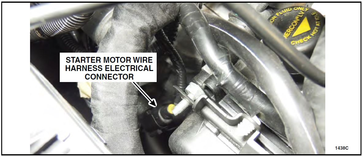 14S17 \u2013 Engine Wiring Splice Repair \u2013 2013-2014 Ford Focus  Escape