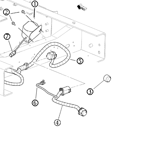 draw tite wiring harness for a 2012 gmc truck