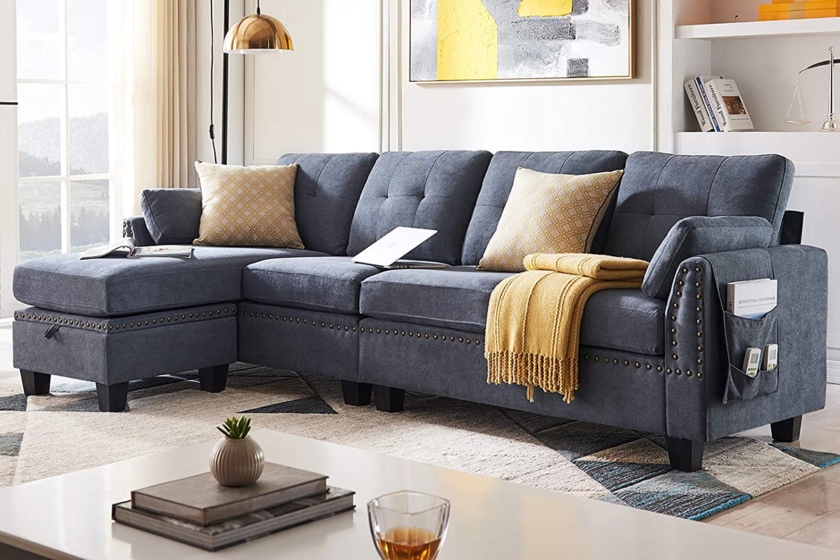 12 Most Comfortable Couches On Amazon According To Reviews People Com