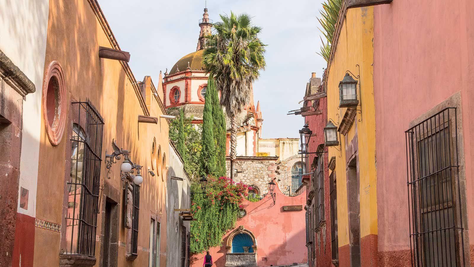 The Best Places To Eat Drink And Stay In San Miguel De Allende Mexico S Most Enchanting Destination Travel Leisure