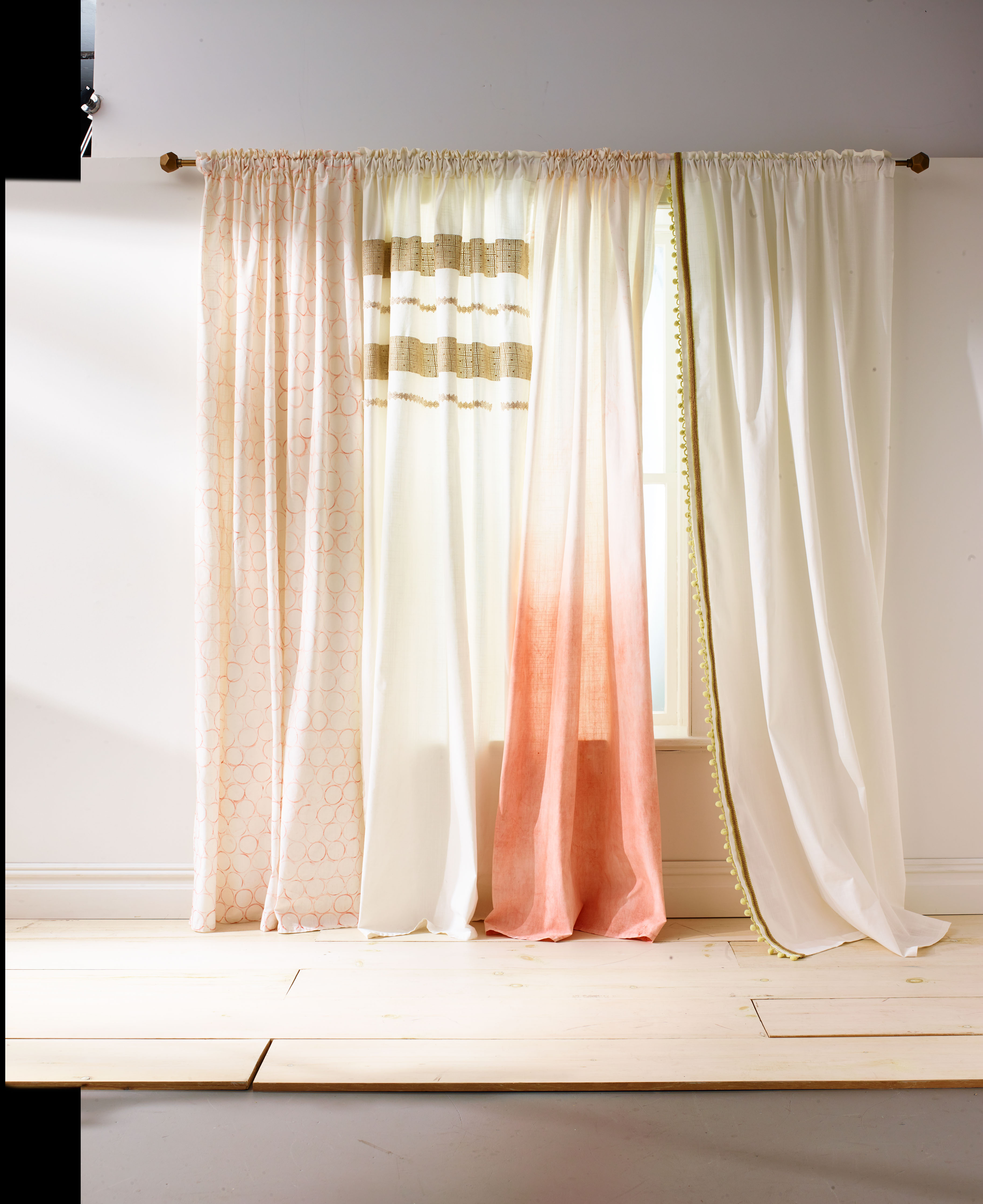 Shade And Curtain Projects To Personalize Your Windows Martha Stewart