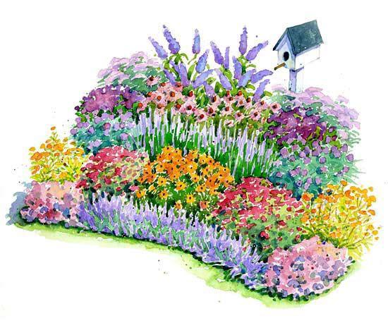 Easiest Gardens Better Homes  Gardens