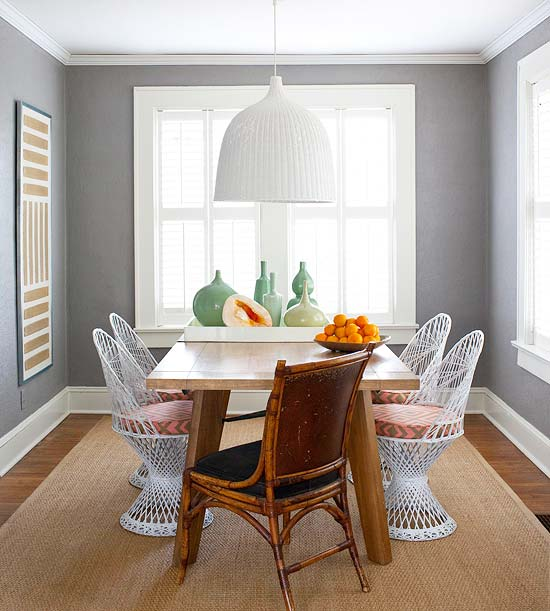 Ideas for Decorating in Gray - Better Homes  Gardens - BHG