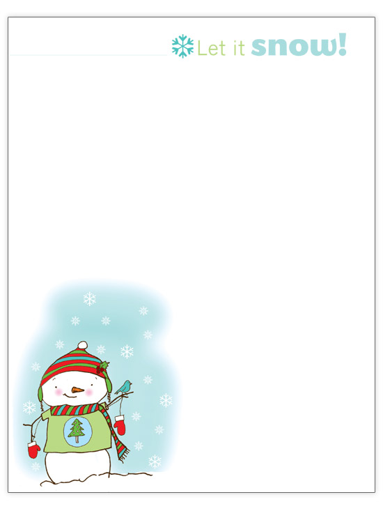 Free Christmas Letter Templates You Need to Download Right Now