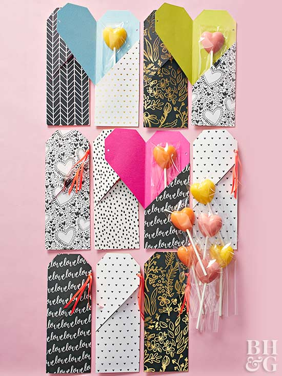 27 Easy DIY Valentines Anyone Can Make Better Homes  Gardens