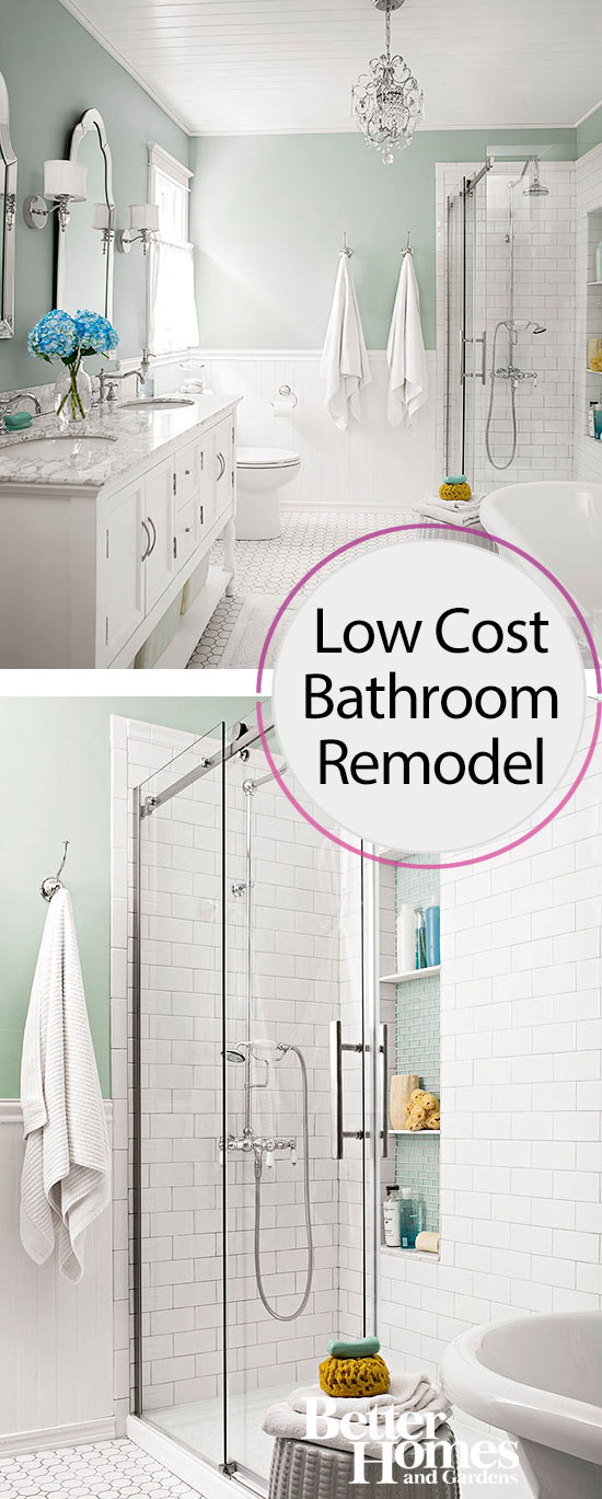 You Won\u0027t Believe How Little this Bath Remodel Cost