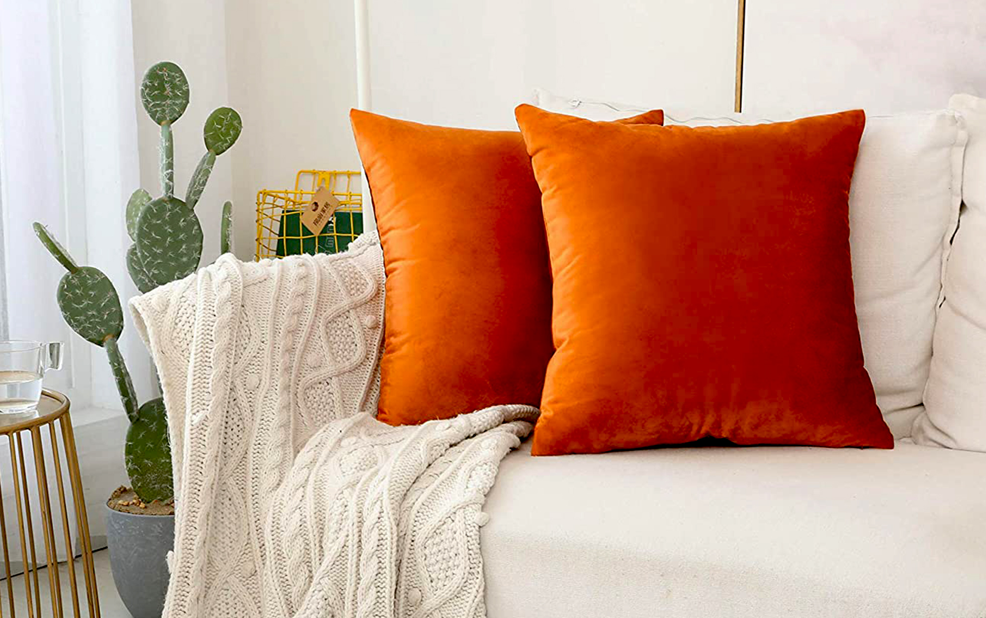 The 5 Best Pillow Covers For Fall On Amazon Better Homes Gardens