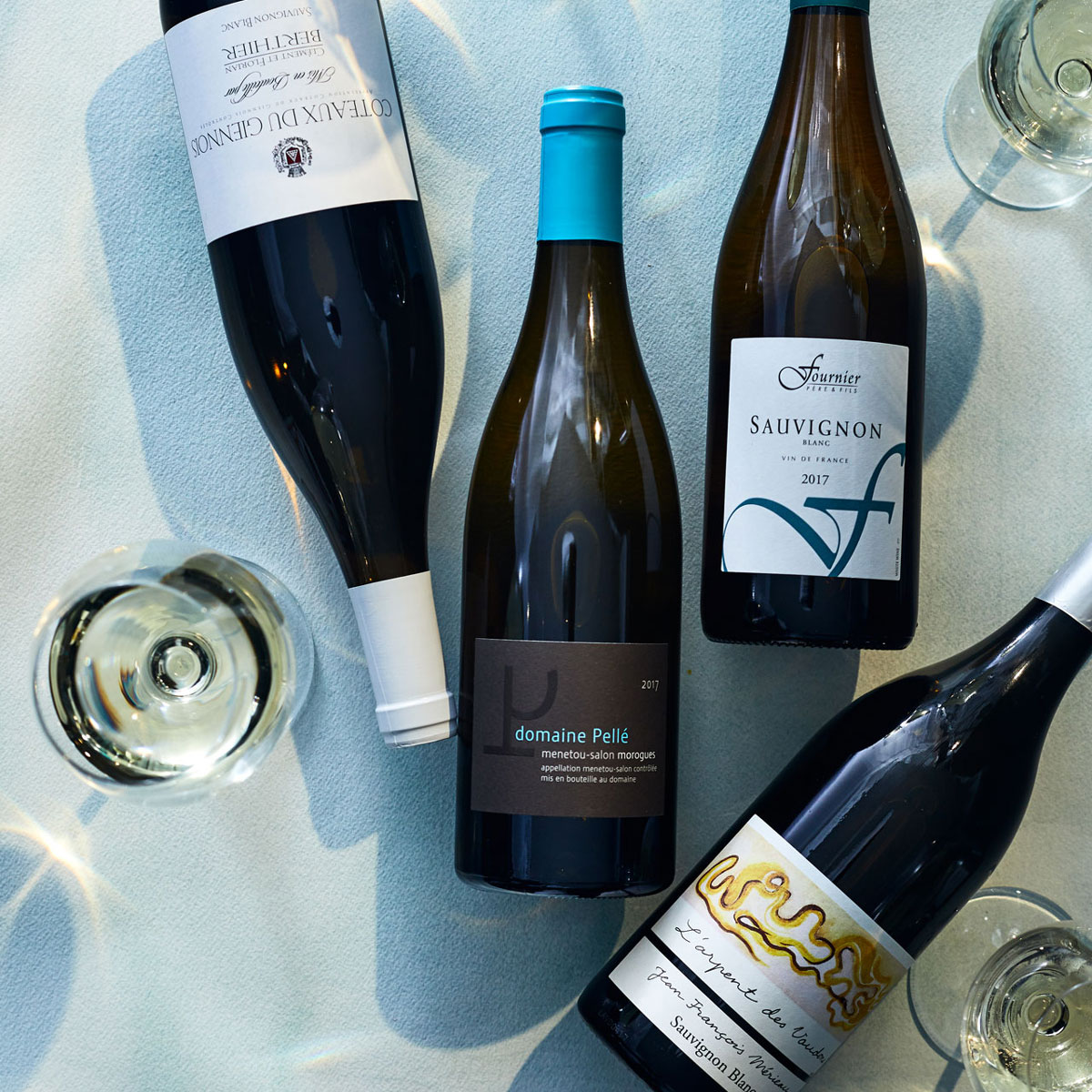 4 Sancerre Alternatives Try These Bottles From Lesser Known Wine Regions Food Wine