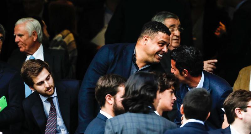 River Boca Ronaldo Ce Qui Sest Passe En Argentine