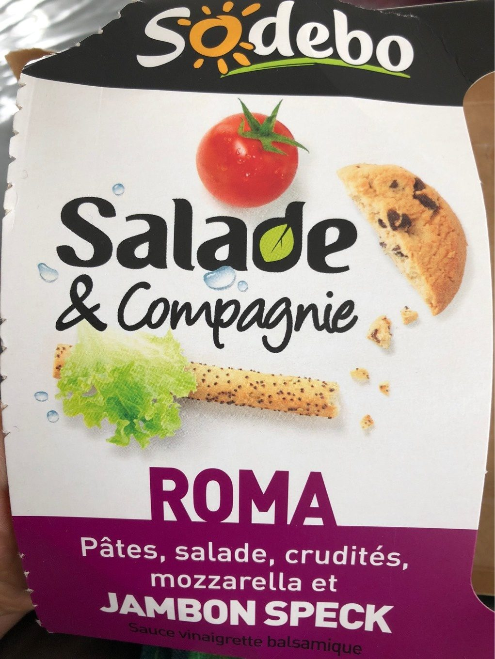 Cuisine Et Compagnie Salade Et Compagnie Roma Sodebo