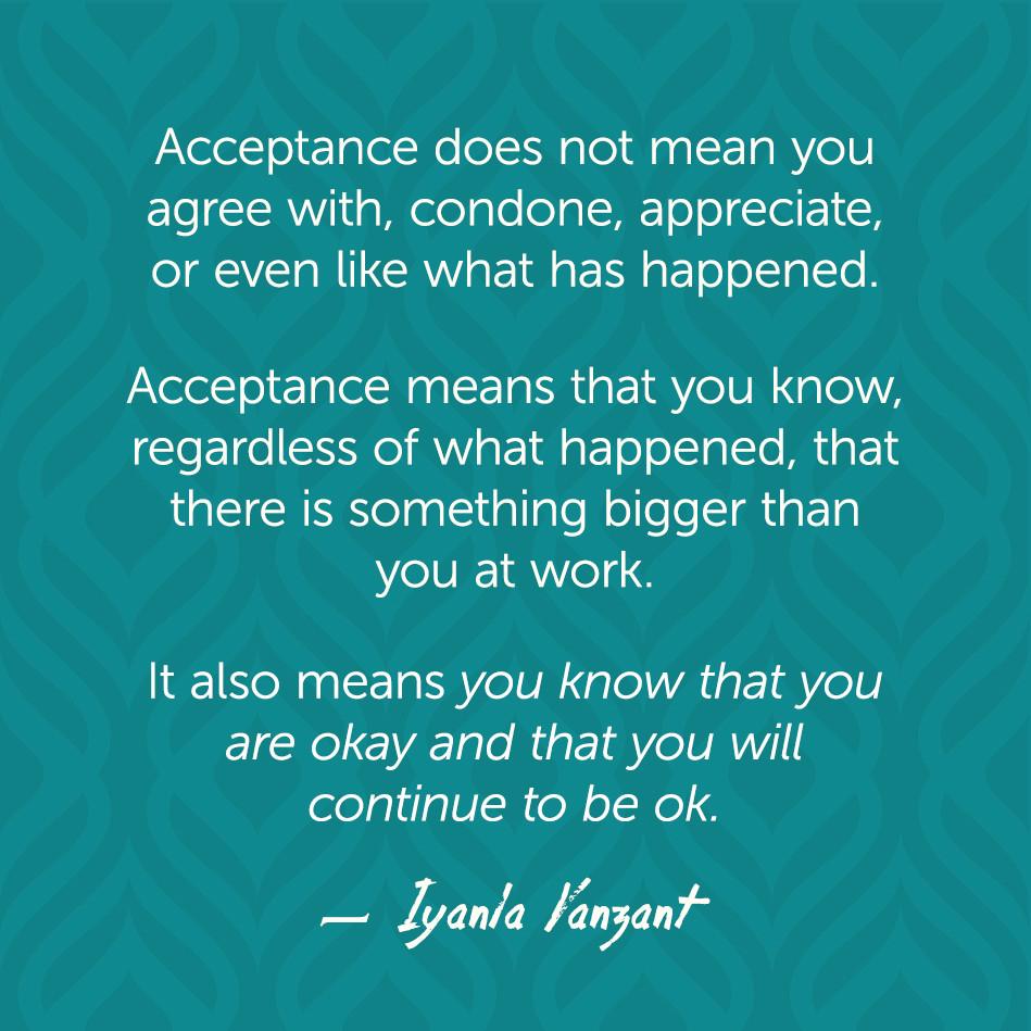 Rupi Kaur Quotes Wallpaper Iyanla Vanzant Quotes Acceptance