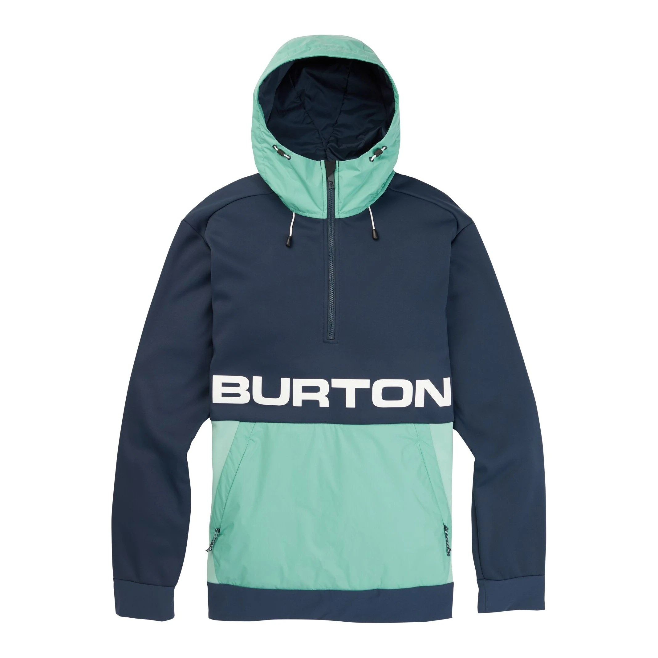 Buy Burton Men S Crown Bonded Performance Fleece Pullover From Outnorth