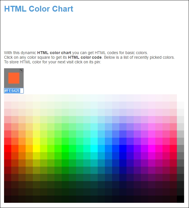 Using HTML tags to define colors - Moodle Theme Development