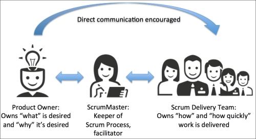 Scrum roles - The Professional ScrumMaster\u0027s Handbook