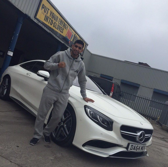 Car Enthusiast Car Collection Of Boxer Aamir Khan Now Has An S63 Amg Too