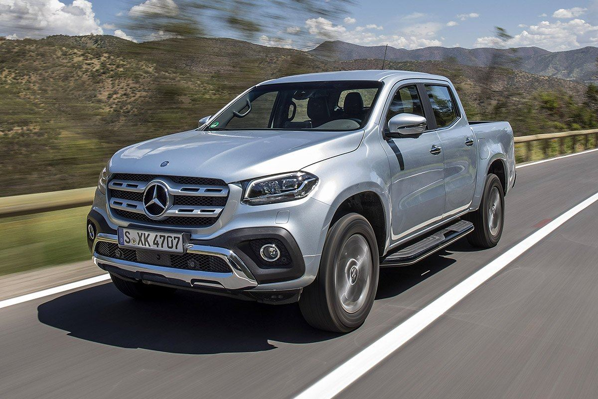 Classe X 2018 Mercedes Benz X Class Luxury Pickup To Be Launched In