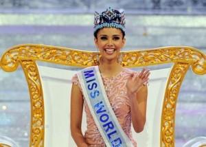 Sendiri Merupakan Miss Filipina Sebelum Ikut Dalam Kontes World - 300 x 214 jpeg 23kB