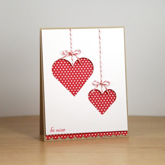 7 Cute, Easy Ideas for DIY Valentine\u0027s Day Cards
