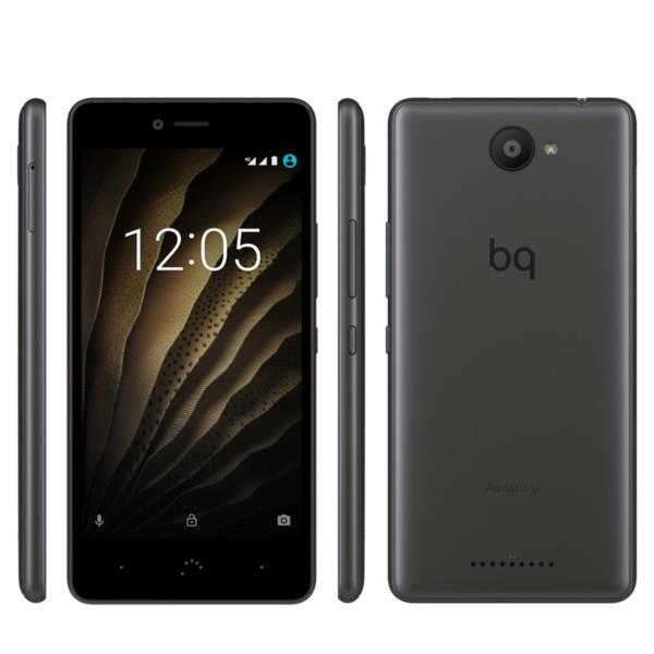 "Moviles Libres Con 4g Telefono Movil Libre Bq Aquaris U 5"" Hd/4g/octa Core 1"