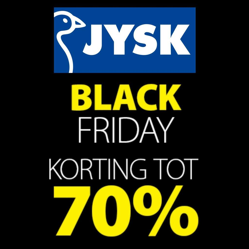Jysk Korting Jysk Tot 70 Black Friday Korting Pepper