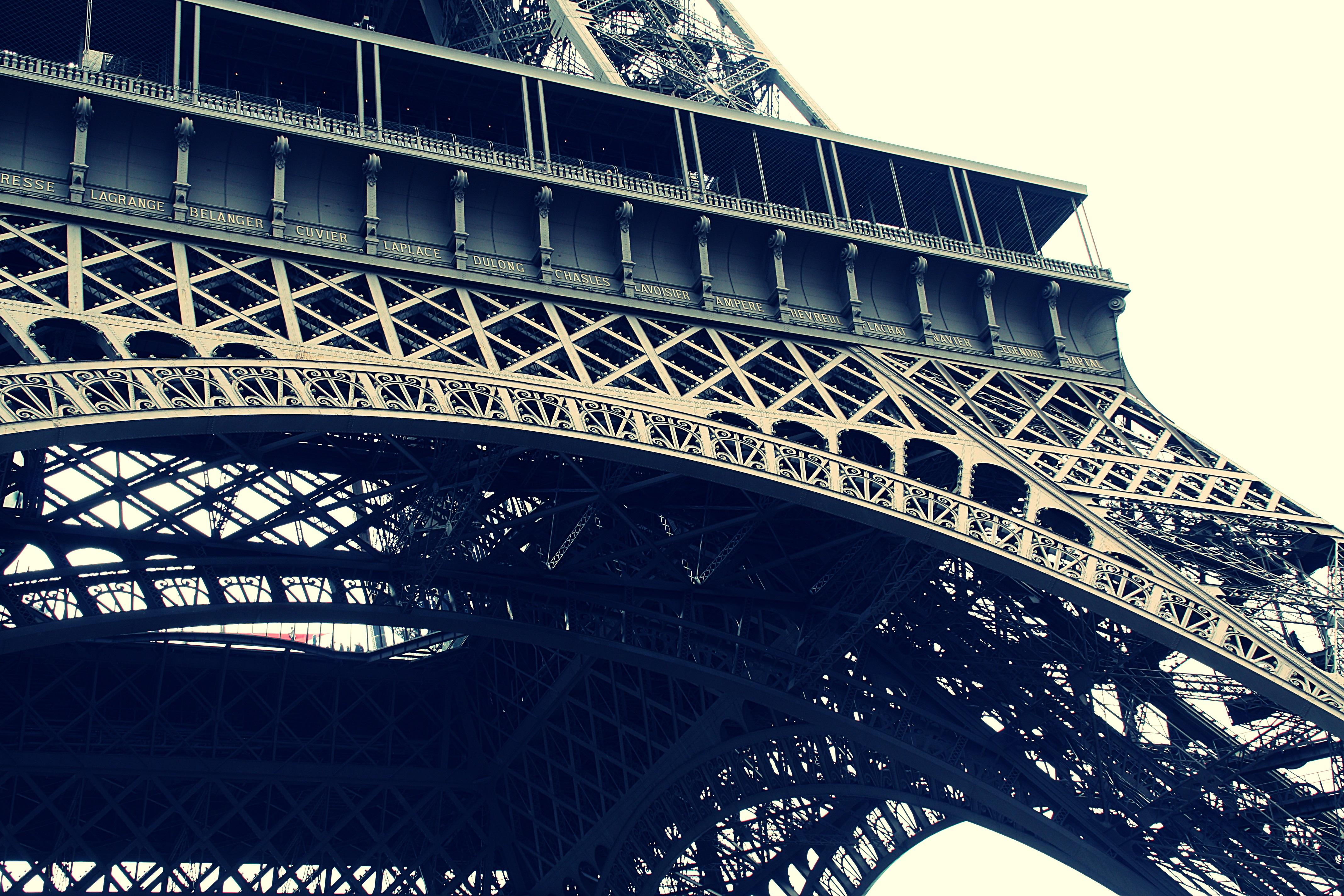 Wallpaper 3d Free Download Pc Eiffel Tower 183 Free Stock Photo