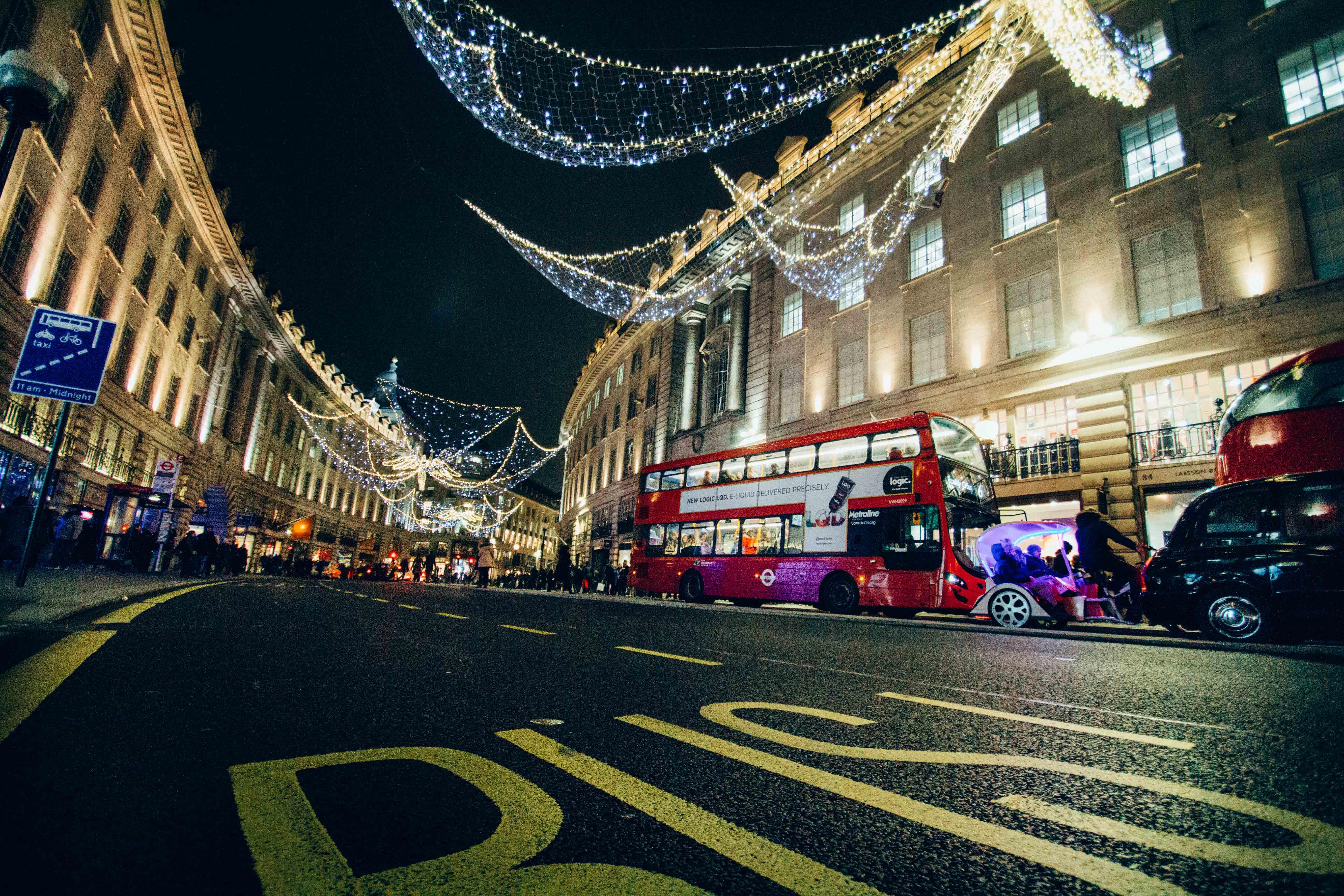 All Car Hd Wallpaper Download View Of Illuminated City At Night 183 Free Stock Photo