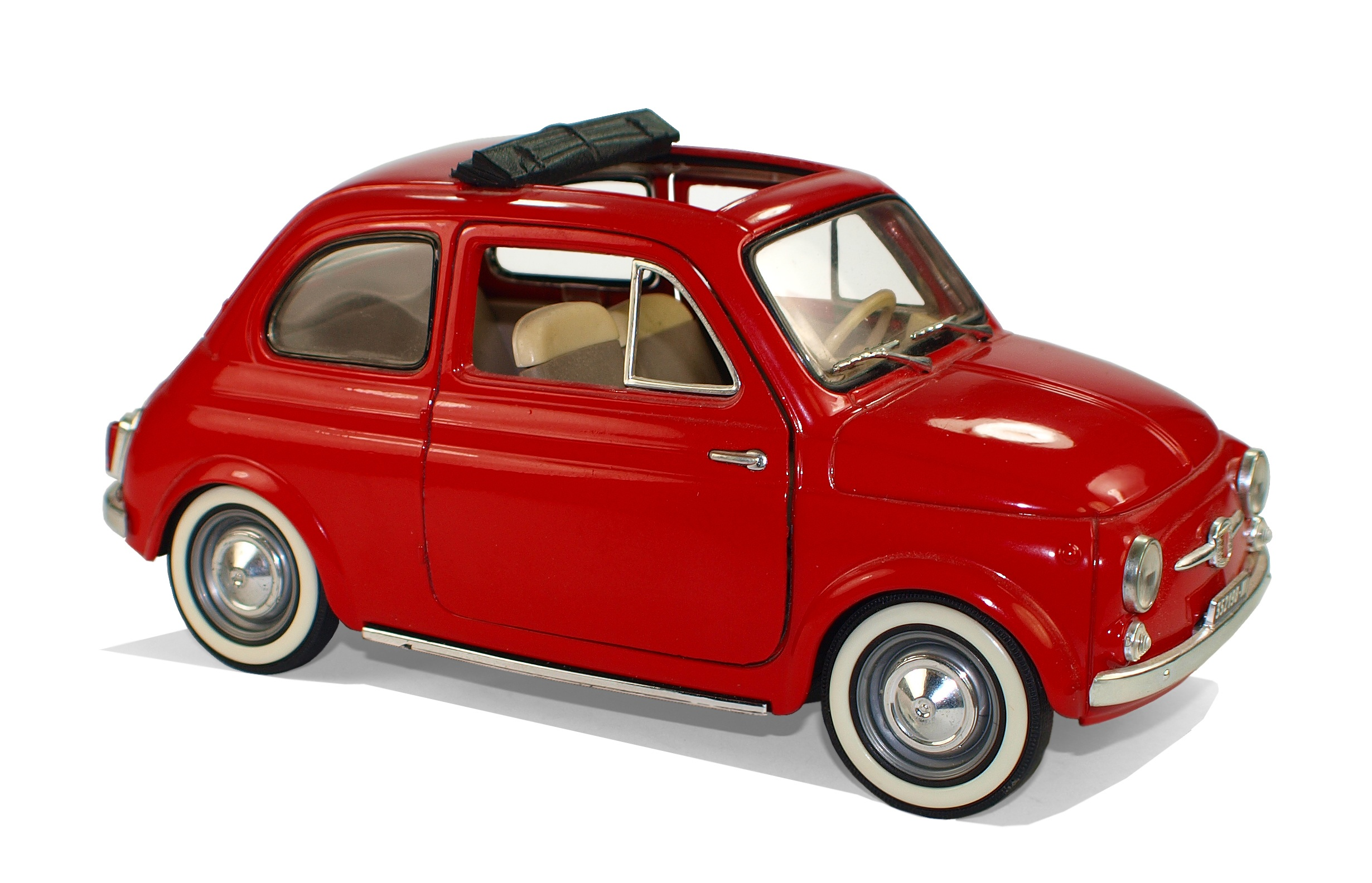 Vintage Car Wallpaper Transparent Red Classic Fiat 500 183 Free Stock Photo