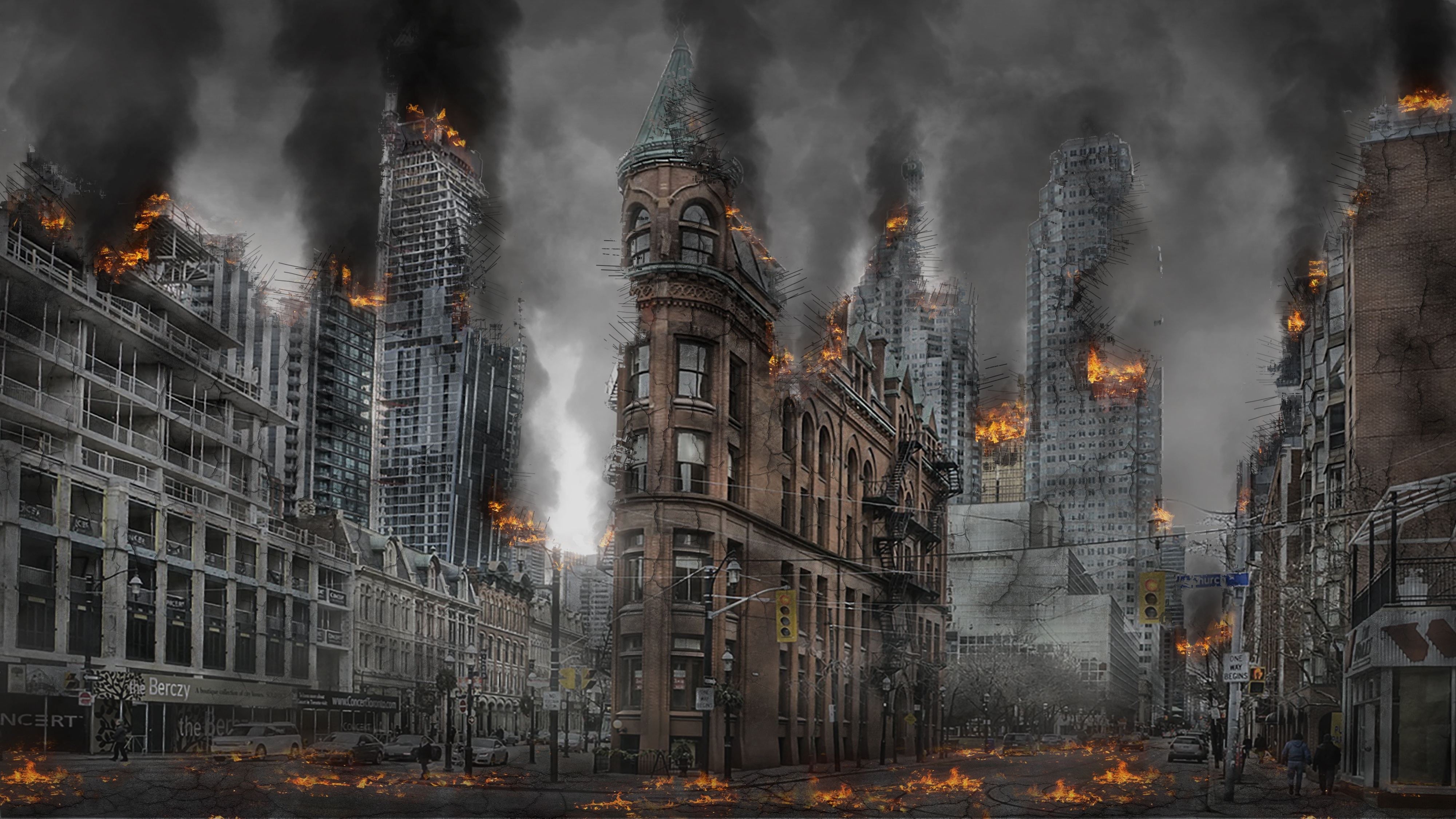 Car Manipulation Wallpapers Smokee Free Stock Photo Of Apocalypse Apocalyptic Armageddon