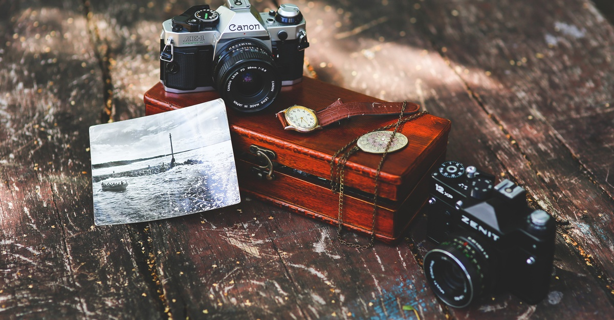 Windows 7 Original Wallpaper Hd Vintage Cameras 183 Free Stock Photo