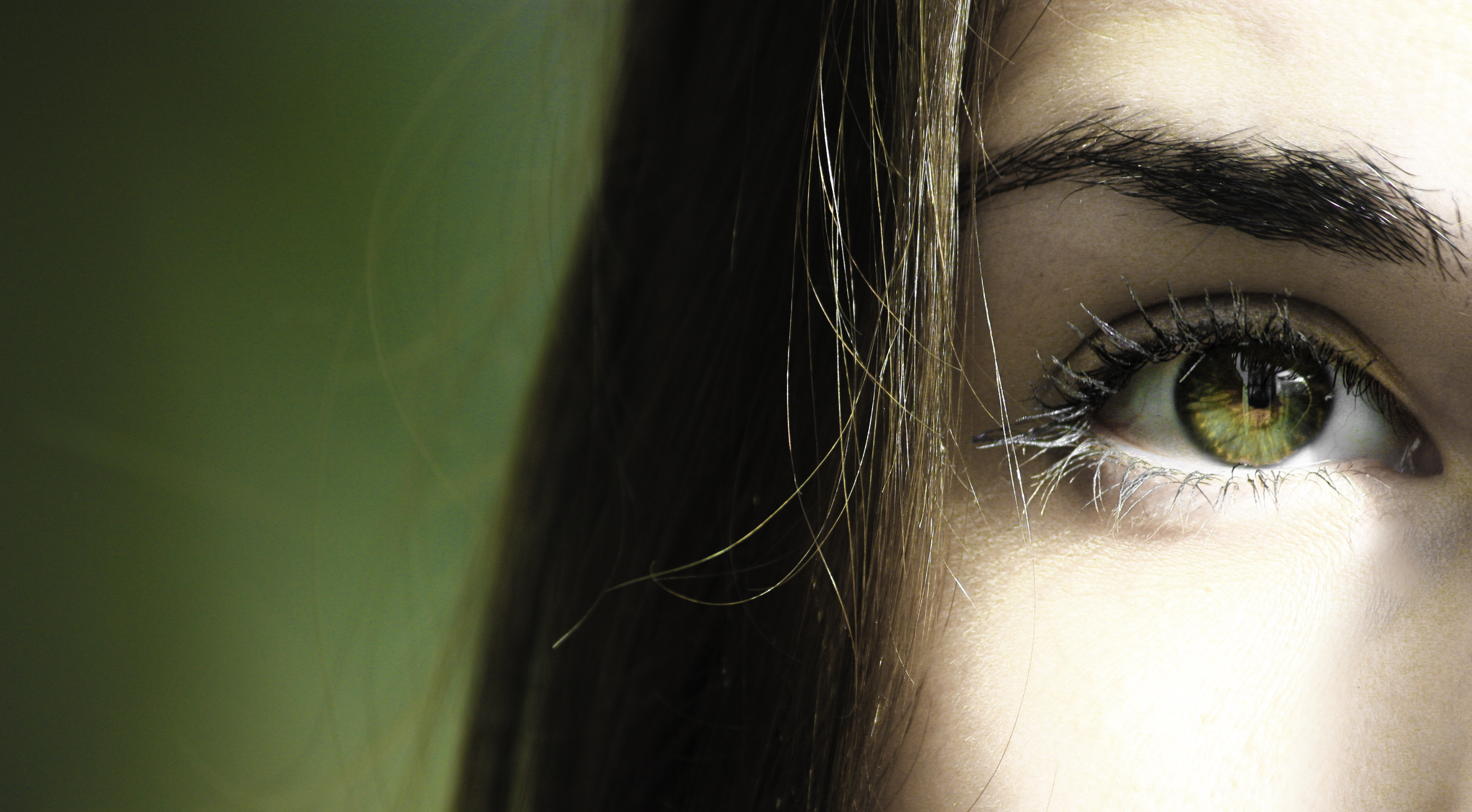 Hd Wallpapers Girl Indian Selective Focus Half Face Closeup Photography Of Female S