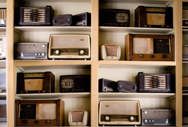 antique, audio, collection