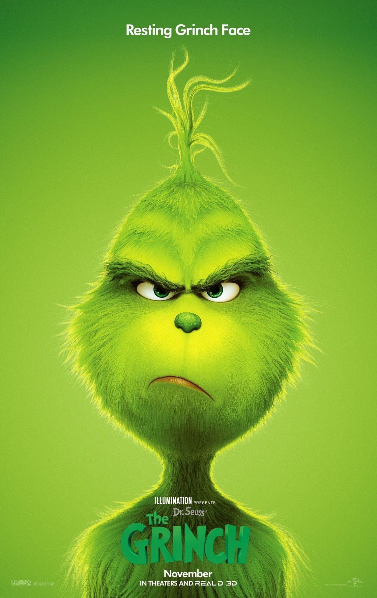 Streaming Gratuit Le Grinch (2018) Streaming Vf