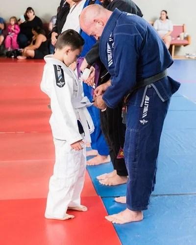 Elite sports BJJ Jiu Jitsu Gi - Navy