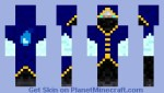 Water Wizard Minecraft Skins