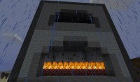 Burning Furnace =) Minecraft Project