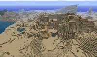Desert Town Minecraft Project