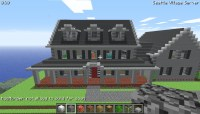 My best house... Minecraft Project