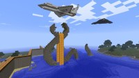 Sea Monster :D Minecraft Project
