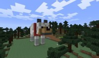 Wolf Statue/Art Minecraft Project