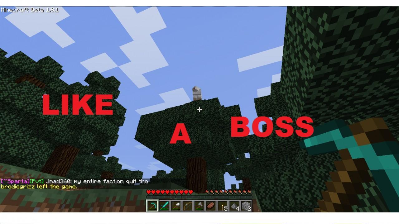 Tree Sheep Minecraft Blog